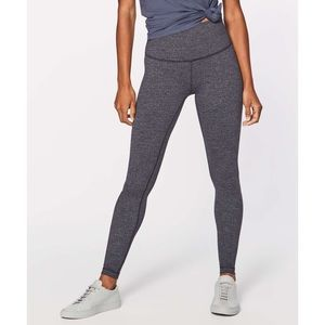"Lululemon Wunder Under Hi-Rise Tight 28"" Luon"